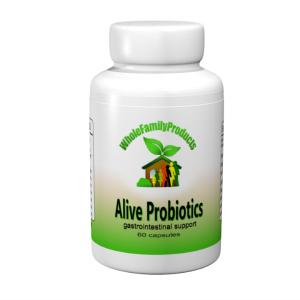 alive probiotic blend