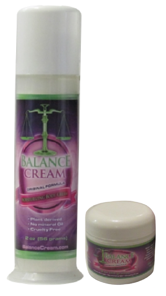 Balance Cream same as Happy PMS natural progesterone cream