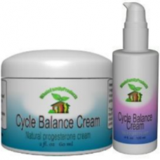 Cycle Balance Cream with Natural Progesterone Cream