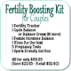 FERTILITY BOOSTING KIT FOR COUPLES